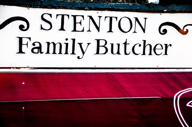 John Stenton Family Butchers, 55 Aldensley Road, Brackenbury Village, Hammersmith W6 0DH