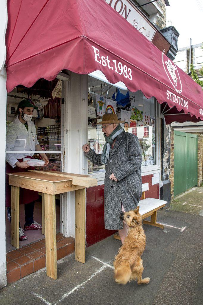 Hammersmith butcher, John Stenton
